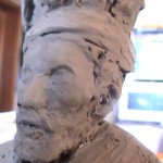 "KING Lee ""Scratch"" Perry – resin statue"